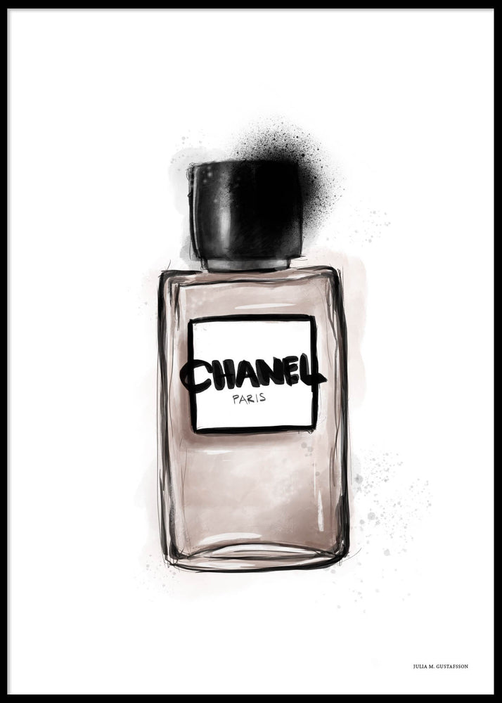 CHANEL PARFUME POSTER