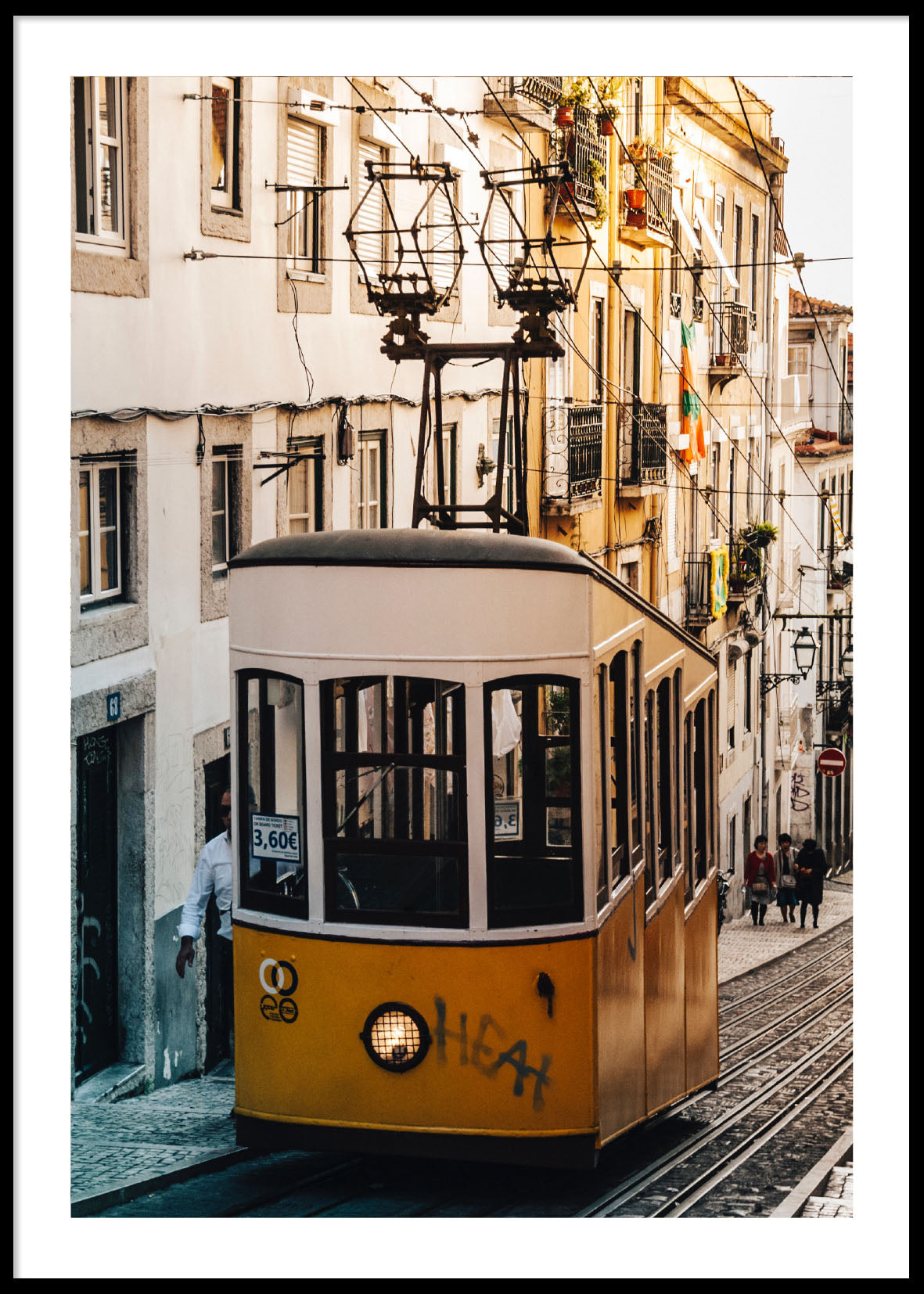 TROLLEY CAR #2 POSTER