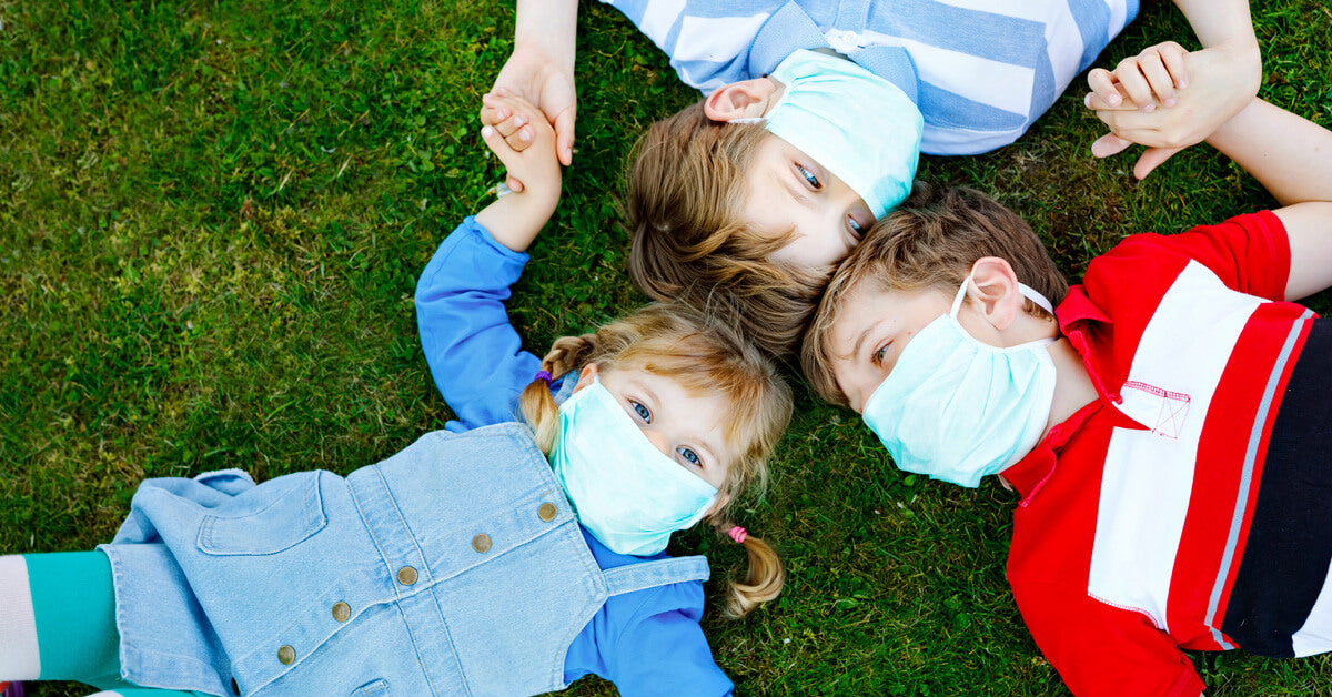 Pandemic Playdates: What You Need To Know To Keep Your Child Safe