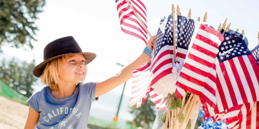 Family Fun With Fourth Of July Crafts