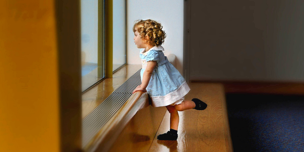 Social Distancing, From Your Baby's Perspective