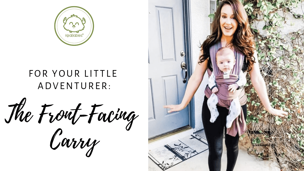 For Your Little Adventurer: The Front-Facing Carry