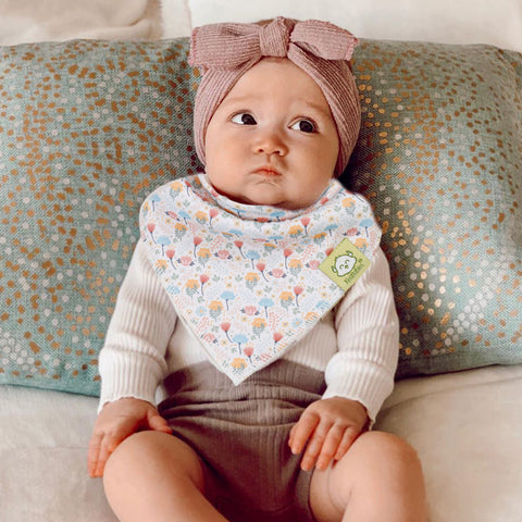 infant bibs for girls