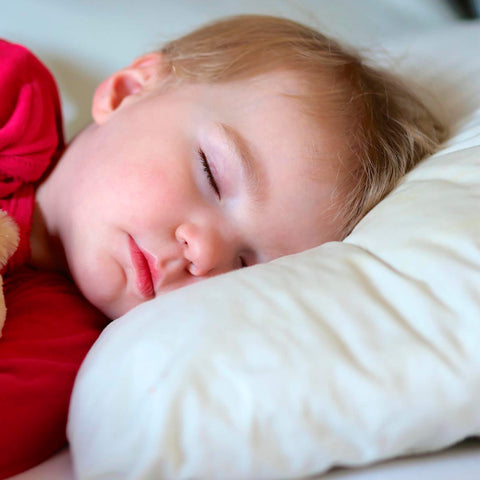 soft cotton baby pillow