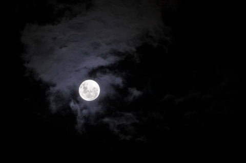 moon affecting sleep behavior