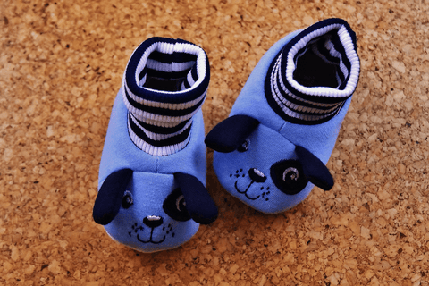 Baby and toddler socks