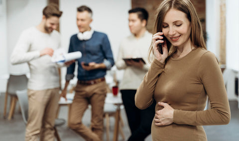 workplace for pregnant women