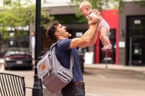 diaper backpack for dads