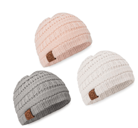 Baby beanies for any baby outfit