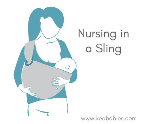 Nursing in a Sling