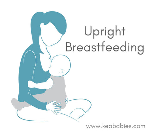 Upright Breastfeeding
