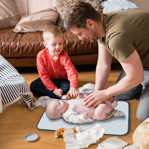 changing pad for dads