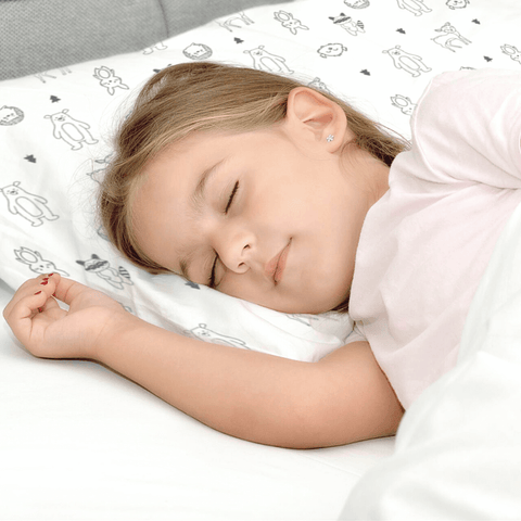 A good pillow can aid in your child's spinal development and ensure optimal physical growth.