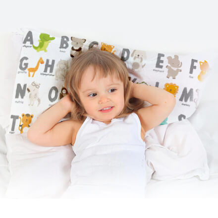 baby travel pillowcase