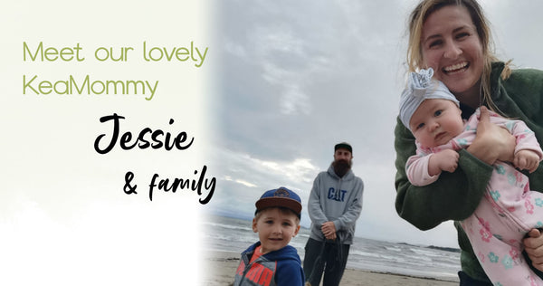 KeaMommy Jessie and Family