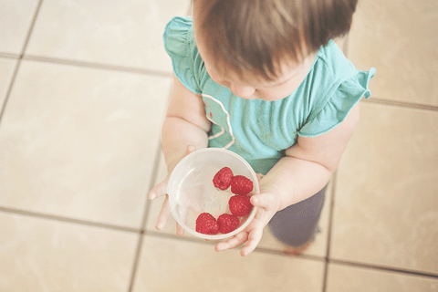 creativity in baby mealtime