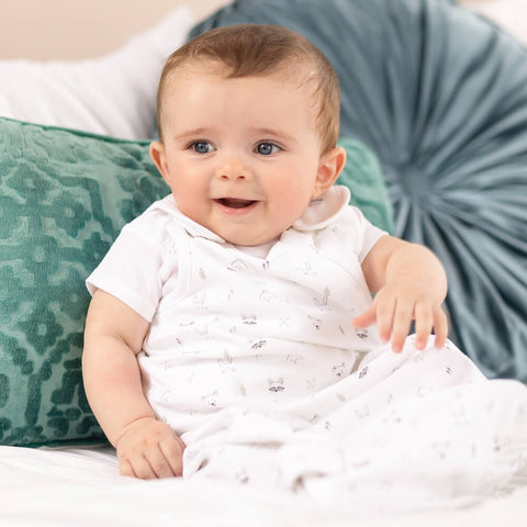 Softest and Purest Touch On Your Baby's Skin