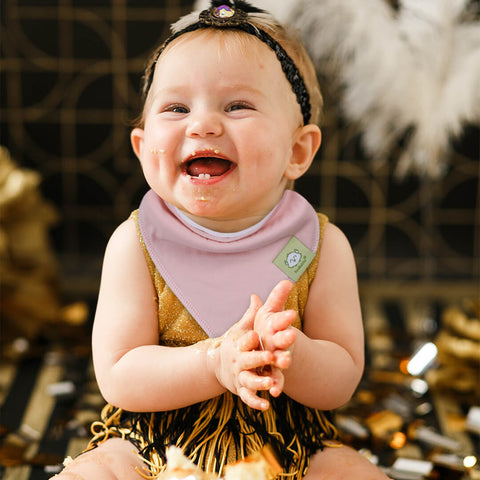 THE SWEETEST BANDANA BIBS LOVED BY PARENTS
