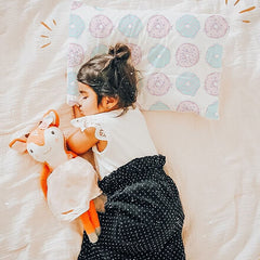 soft pillow for quality baby sleep