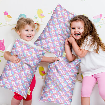 soft pillow for toddler and baby