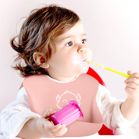 Your Must Have Food Grade Silicone Bib!