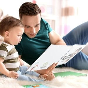 memory book for baby