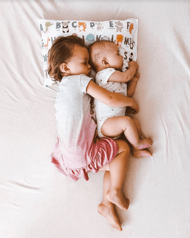 KeaBabies Toddler pillow for Better sleeping