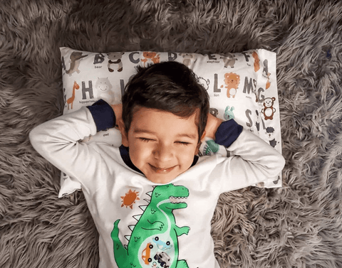 KeaBabies Toddler pillow for sleeping problems