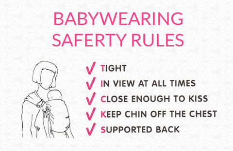 babywearing safety