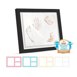 hand and foot imprint clay kit