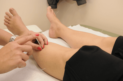 Massage and Accupuncture during Labor