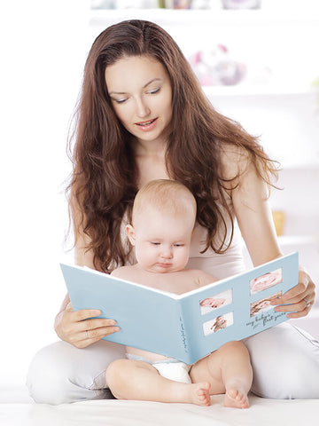 journal baby book
