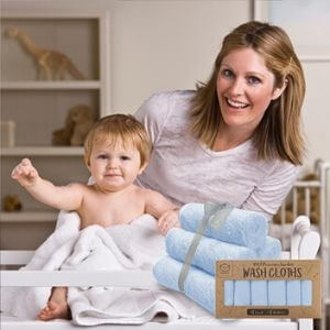 wash cloths for baby