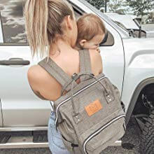 baby bag backpack