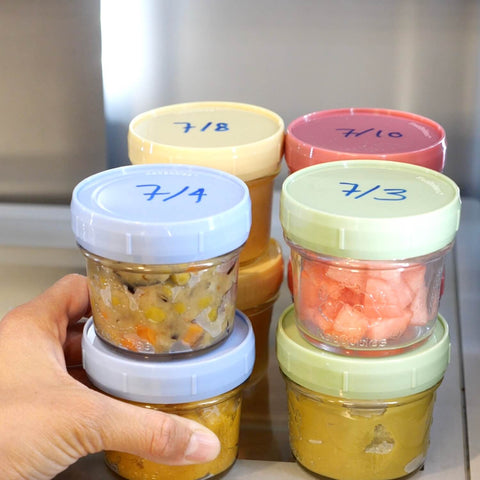 4 Easy Steps For Nutritious Homemade Baby Meals