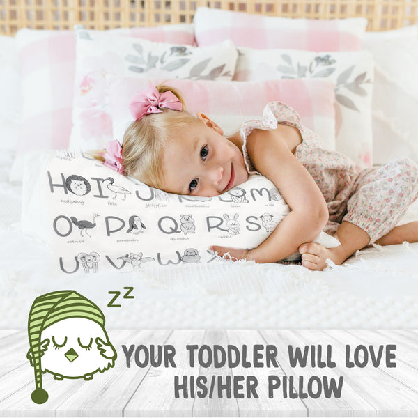Printed Toddler Pillowcase 13X18