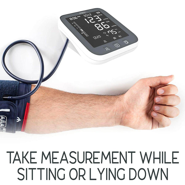 K990i Upper Arm Blood Pressure Monitor