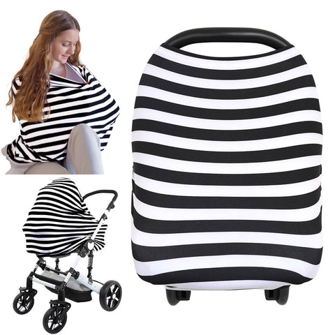 [SALE] Carseat Canopy - Nursing Cover