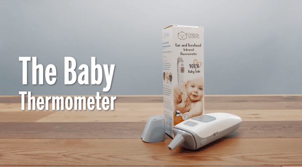 Baby Thermometer - Ear and Forehead