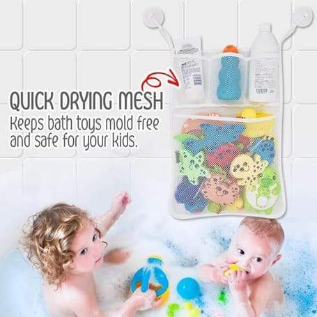 Bath Toy Organizer - KeaBabies by KeaWorld