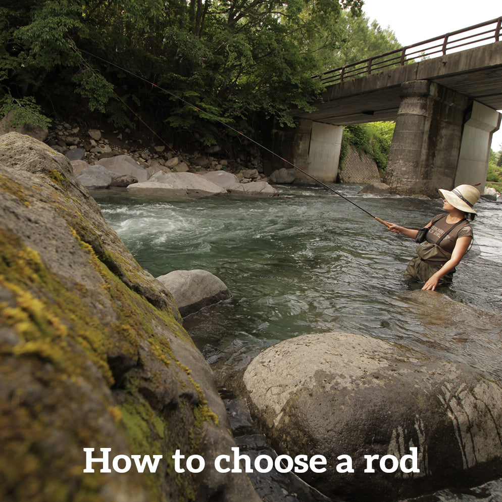 Learn how to choose a tenkara rod. See the best offers from Tenkara USA, the original tenkara rod company and leaders in tenkara gear