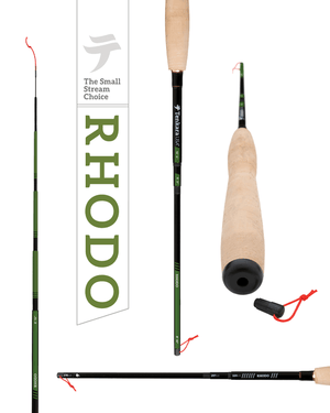 Complete Set: RHODO™ Rod + Kit