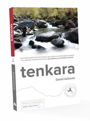 Load image into Gallery viewer, tenkara - the book