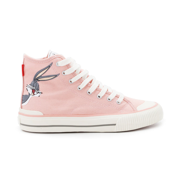 MASTER COLLECTOR HIGH-TOP BUGS BUNNY ROSA