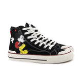 MASTER COLLECTOR HIGH-TOP TOPOLINO NERO