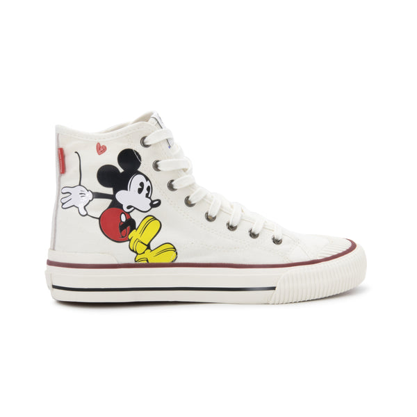 MASTER COLLECTOR HIGH-TOP TOPOLINO OFF-WHITE