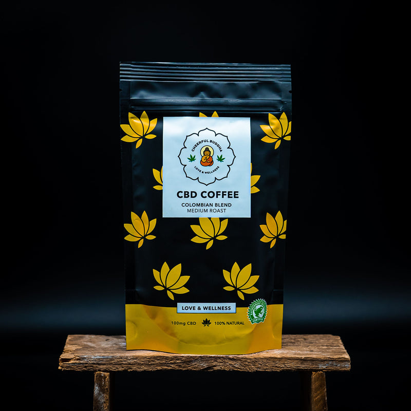Cheerful Buddha <br> Infused Coffee - Otherside