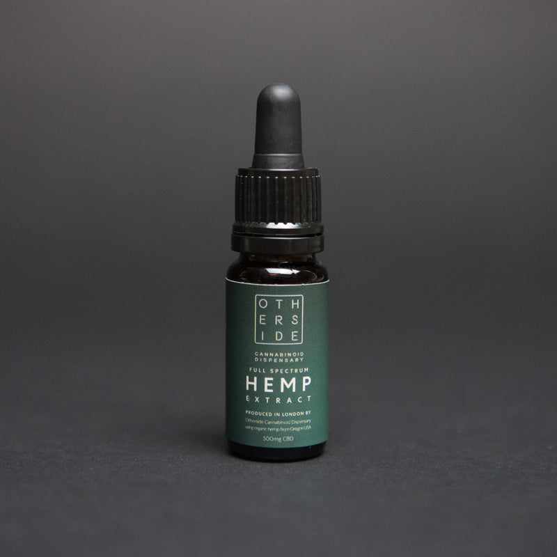 - Otherside - <br> Signature Blend CBD Oil <br> Full Spectrum Hemp Extract <br> 500mg - 1000mg - 2000mg - Otherside
