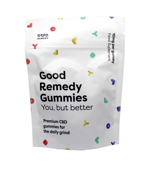 Good Remedy <br> CBD Gummies
