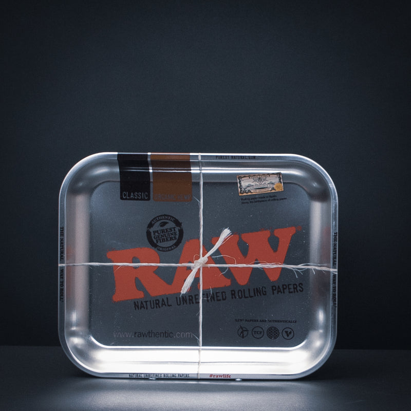Raw <br> Metal Rolling Trays - Otherside